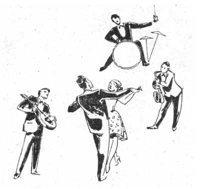 Dance - Foxtrot