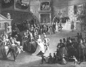 dance Galyarda