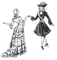 Minuet - ancient national French dance