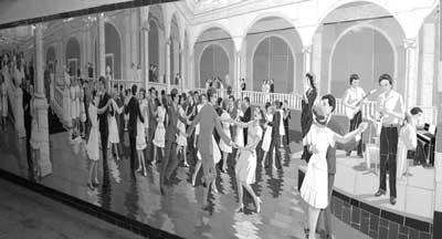 Social dances
