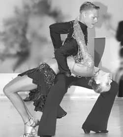 Rumba - pair dance