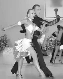 dance samba