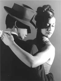 Ballroom Dancing - Tango