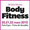 Salon Mondial Body Fitness Form expo 2015 - Выставка по фитнесу