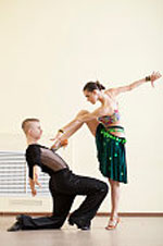 Dance Rumba gets lyrical and erotic nature