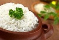 Rice the most important food plant of humanity