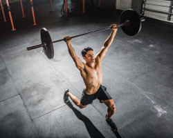exercises with barbell