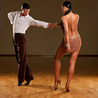 Rumba - Latin American partner dance of Cuban origin
