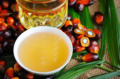 Red palm oil, harm