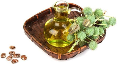 Castor oil for pain in the ears