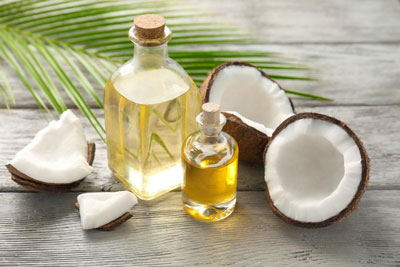 When will coconut oil come in handy? Application and use