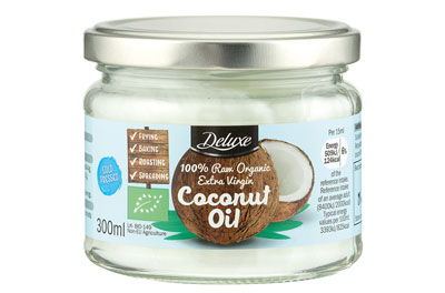 The use of coconut oil. What is useful?