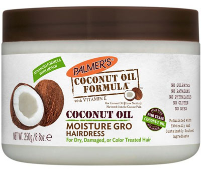 Coconut oil. Its application. Face and hair masks